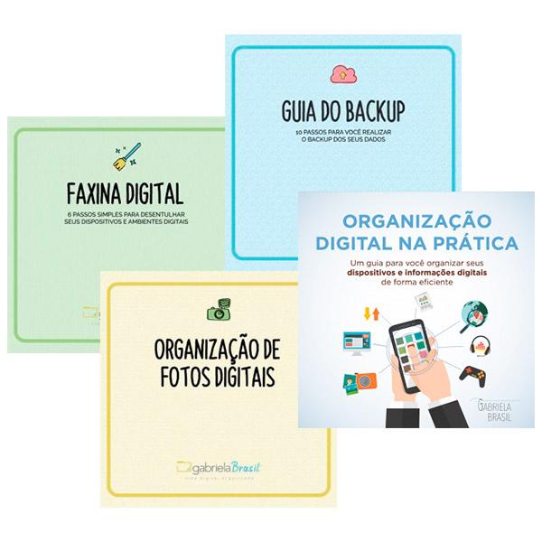 Kit E-books Organização