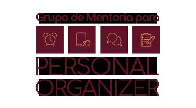 Mentoria Personal Organizer